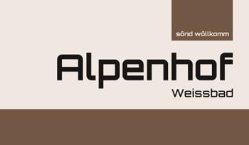 Alpenhof Weissbad