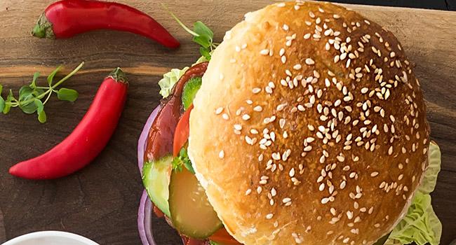 Burger-Kreationen Alpenhof Weissbad