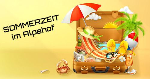 Alpenhof-Sommerzeit